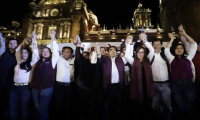 Morena arrasa en elecciones 2019/ La Hoguera