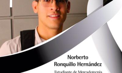 Hallan sin vida al estudiante Norberto Ronquillo