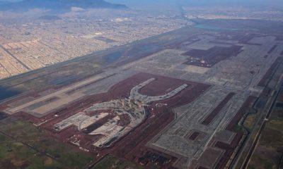 inundarán NAIM por reserva ecológica de Texcoco/ La Hoguera