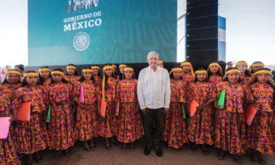 López Obrador, AMLO, Andrés Manuel, Chihuahua, Planta Fertilizantes, Apertura, Rescate,