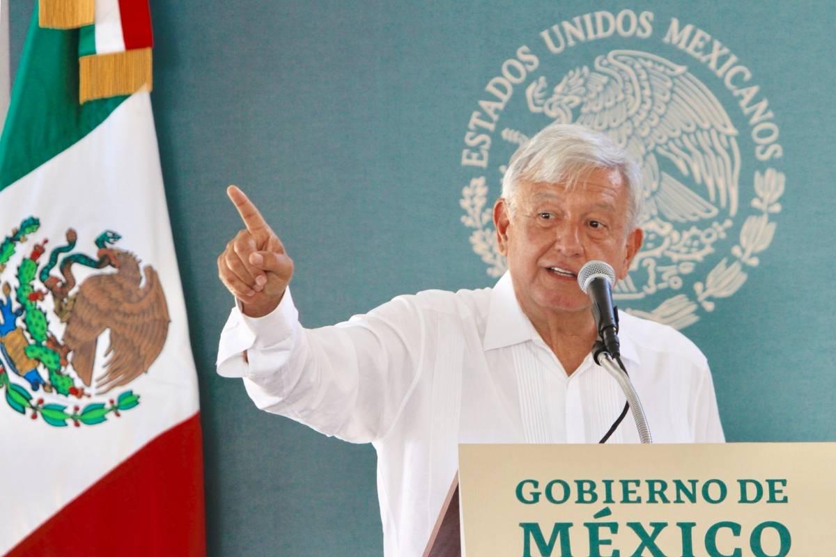 López Obrador, AMLO, Andrés Manuel, Metrobús, Consulta, Mano Alzada, Durango, Rosas Aispuro,