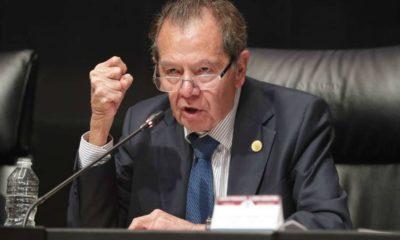 Muñoz Ledo, Porfirio Muñoz, Critica, Ebrard, Canciller, Acuerdos, México,