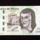 Remplazarán de billete de 200 a Sor Juana/ La Hoguera