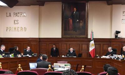 Desairan ministros de la Corte acto convocado por AMLO