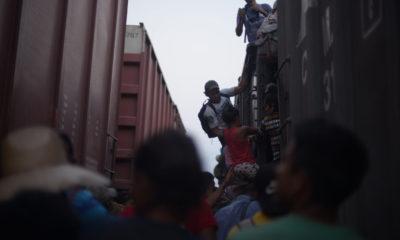 """Realizan operativo para detener a nueva """"caravana migrante"""""""
