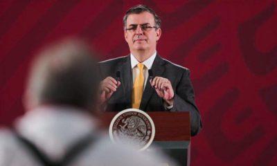 Ebrard, Marcelo Ebrard, Twitter, Trump, Andrés Manuel, López Obrador, Mike Pompeo, Bullying,