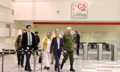 Sheinbaum, Claudia Sheinbaum, Cámaras, C5, inseguridad, Asesinatos, Estudiantes, Ciudad de México,