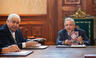 Episcopado Mexicano respalda a AMLO y llama a no ser 'un país xenófobo'