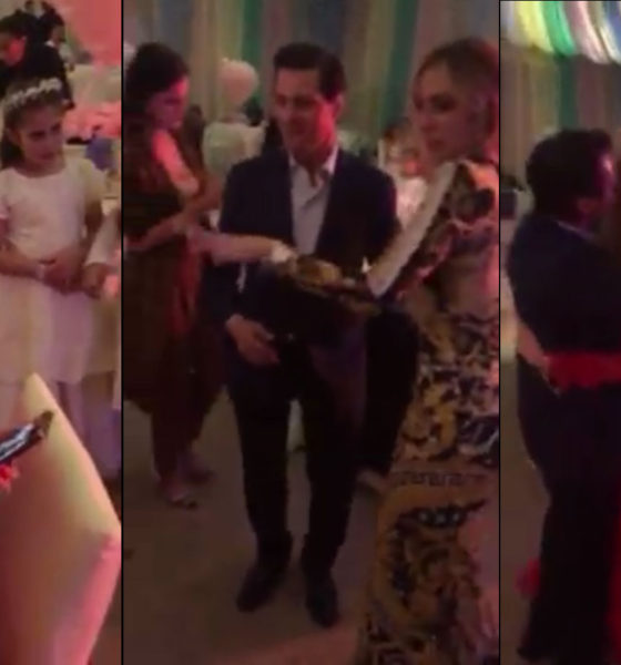 Peña Nieto bailando