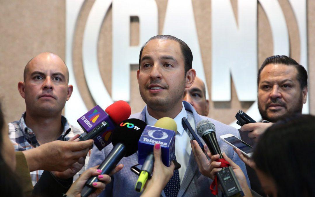 PAN pide que participación de la Guardia Nacional en seguridad respete a fuerzas policiacas