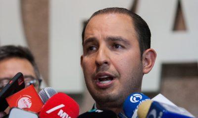 Marko Cortés Salud crisis