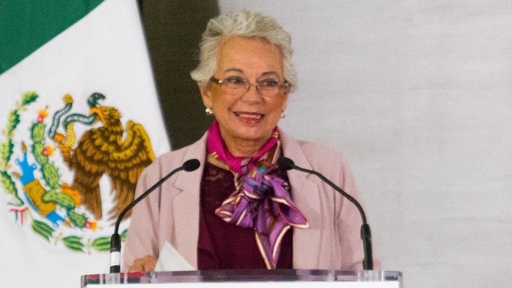 Olga Sánchez Cordero Segob Tabasco Ley Garrote