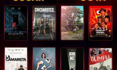 Once películas mexicanas quieren un Oscar o un Goya