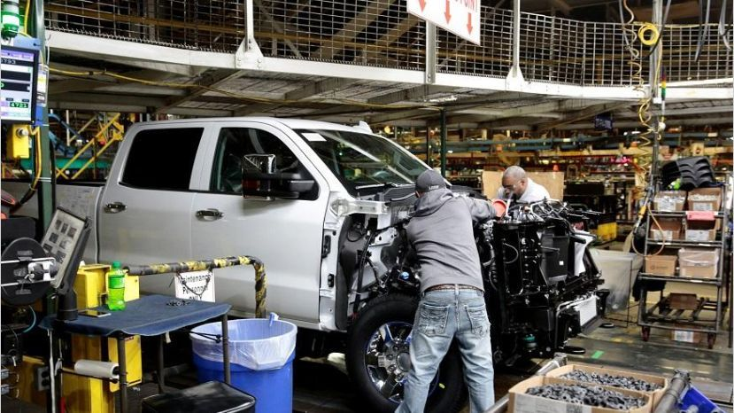 Estalla huelga contra General Motors en EU
