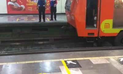 Mujer fallece tras arrojarse al metro Centro Médico