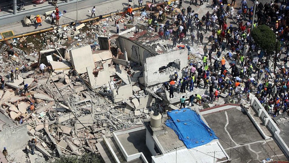 Crónica de un terremoto 'deja vú'