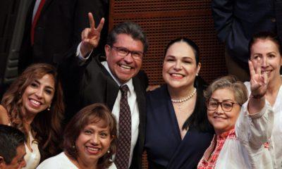 TEPJF Morena Senado Batres