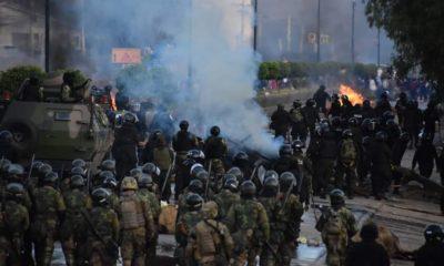 Nueve muertos en Cochabamba por represión a manifestantes