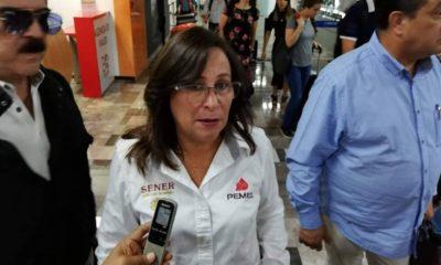 Pemex no pagará a hackers por liberar sus sistemas: Rocío Nahle