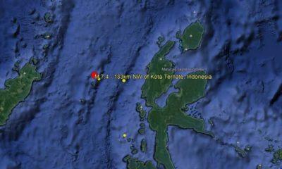 Tsunami, Terremoto, Indonesia, Alerta, Catastrofe,