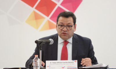 Felipe Fuentes pide a Congreso tipificar como delito electoral la violencia política de género