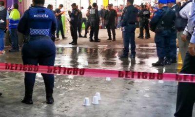 Balacera en Central de Abasto; un muerto y dos heridos