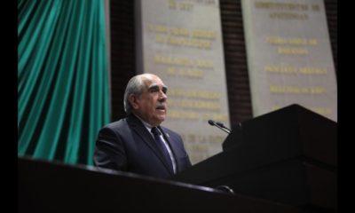 Presenta Pablo Gómez iniciativa para nueva Ley de Remuneraciones