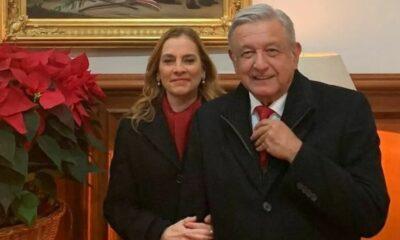 AMLO y Gutierrez Müller envían mensaje navideño a los mexicanos