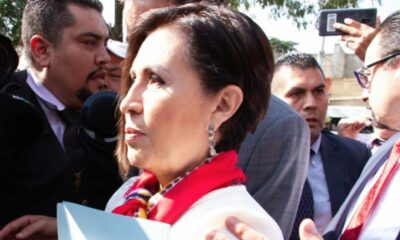 En audiencia de apelación Rosario Robles vuelve a exigir piso parejo