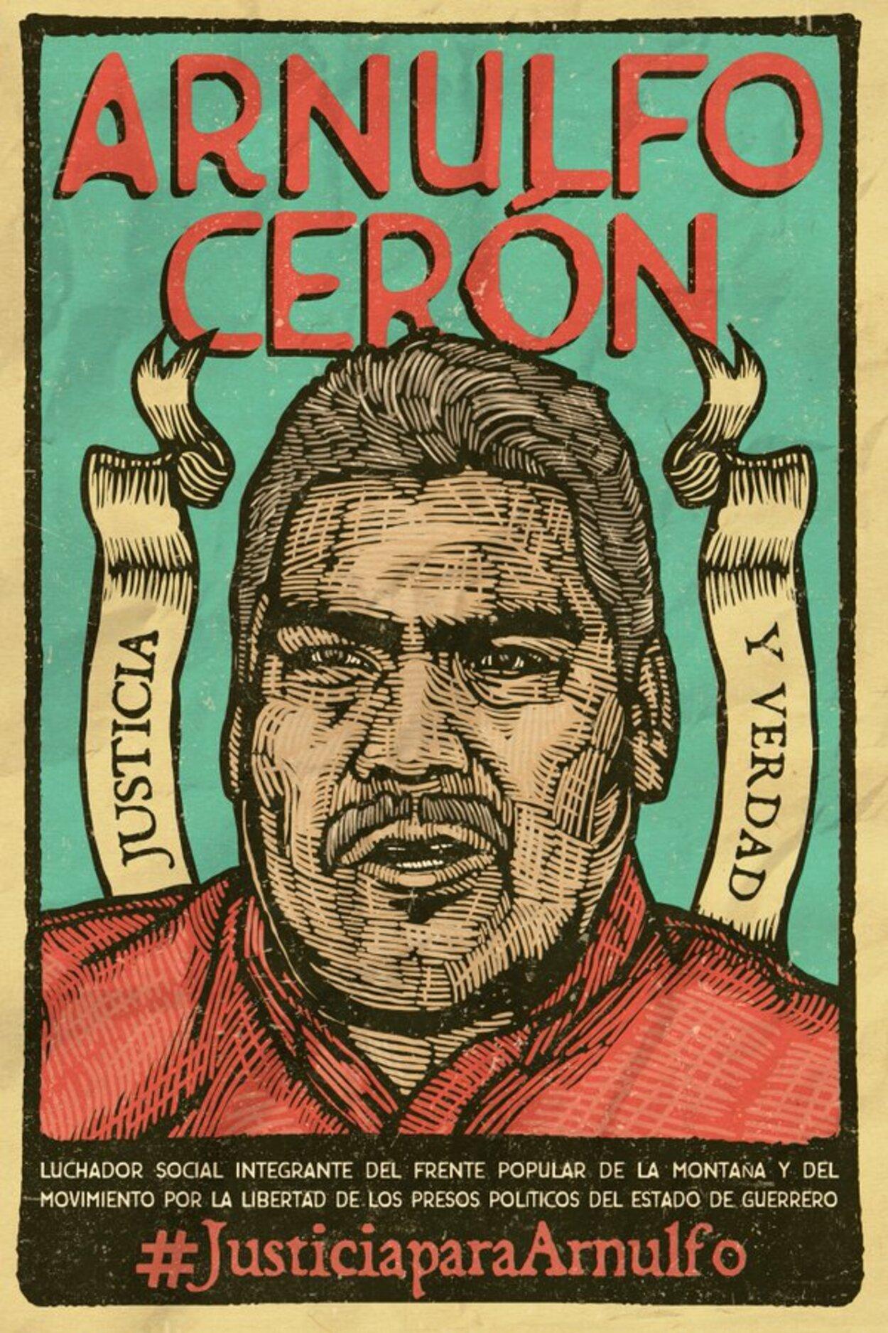Justicia para Arnulfo Ceron