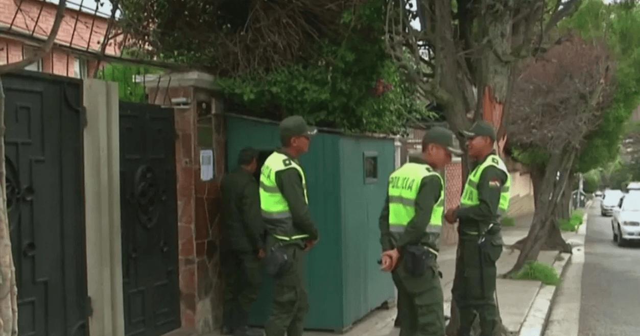 México, Bolivia, Carta, Denuncia, Hostigamiento, Medidas, Legales, Internacionales,