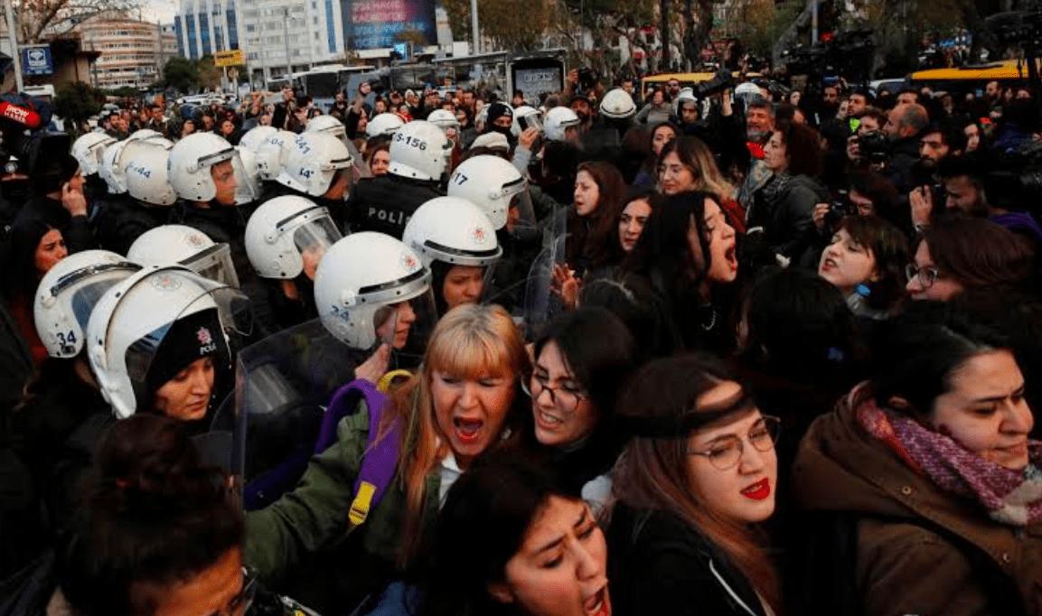 Mujeres, Un violador, en tu camino, Turquia,