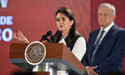 ¿Quién es Margarita Ríos-Farjat, nueva ministra de la Corte?