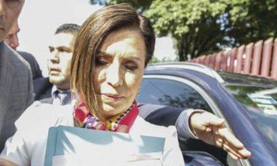 Rosario Robles presenta queja ante CNDH