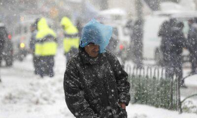 Prevén nevadas en Baja California y Sonora por cuarta tormenta invernal