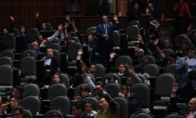 Termina discusión de Ley de Amnistía; se aprueba en lo particular