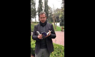 Titular de la SEP invita a Tendido de Libros en Los Pinos