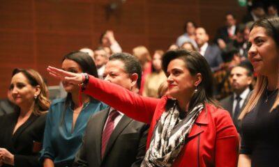 Margarita Ríos-Farjat, nueva ministra de la Suprema Corte de Justicia