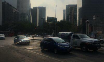 Mala calidad de aire este miércoles en la Gustavo A. Madero