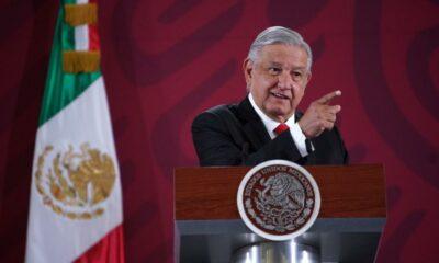 """AMLO no responde a 'Tuto' Quiroga: """"No voy a caer en provocaciones"""""""