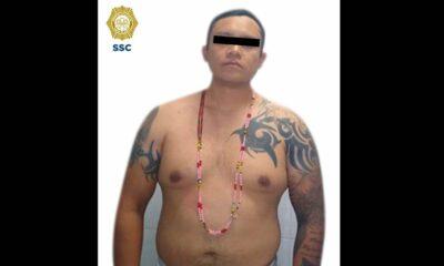 Detienen a hombre con arma larga en Pedregal de Santo Domingo