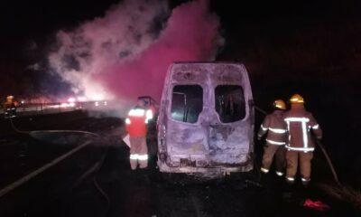 9 personas muertas tras choque en autopista de Guadalajara