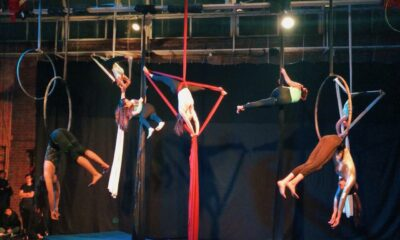Casa de Artes y Circo Contemporáneo se suma a la oferta cultural de Coyoacán