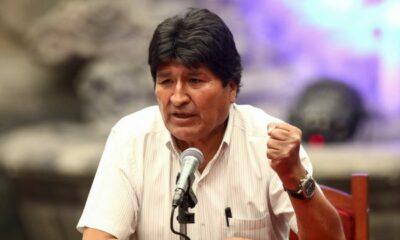 Evo Morales anuncia reunión con dirigentes de su partido en Argentina