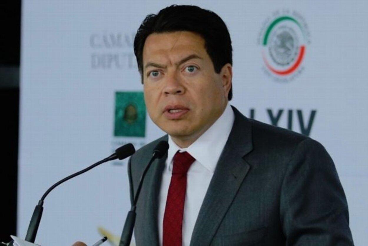 _inaceptable, supervisión de EU en reforma laboral- Mario Delgado