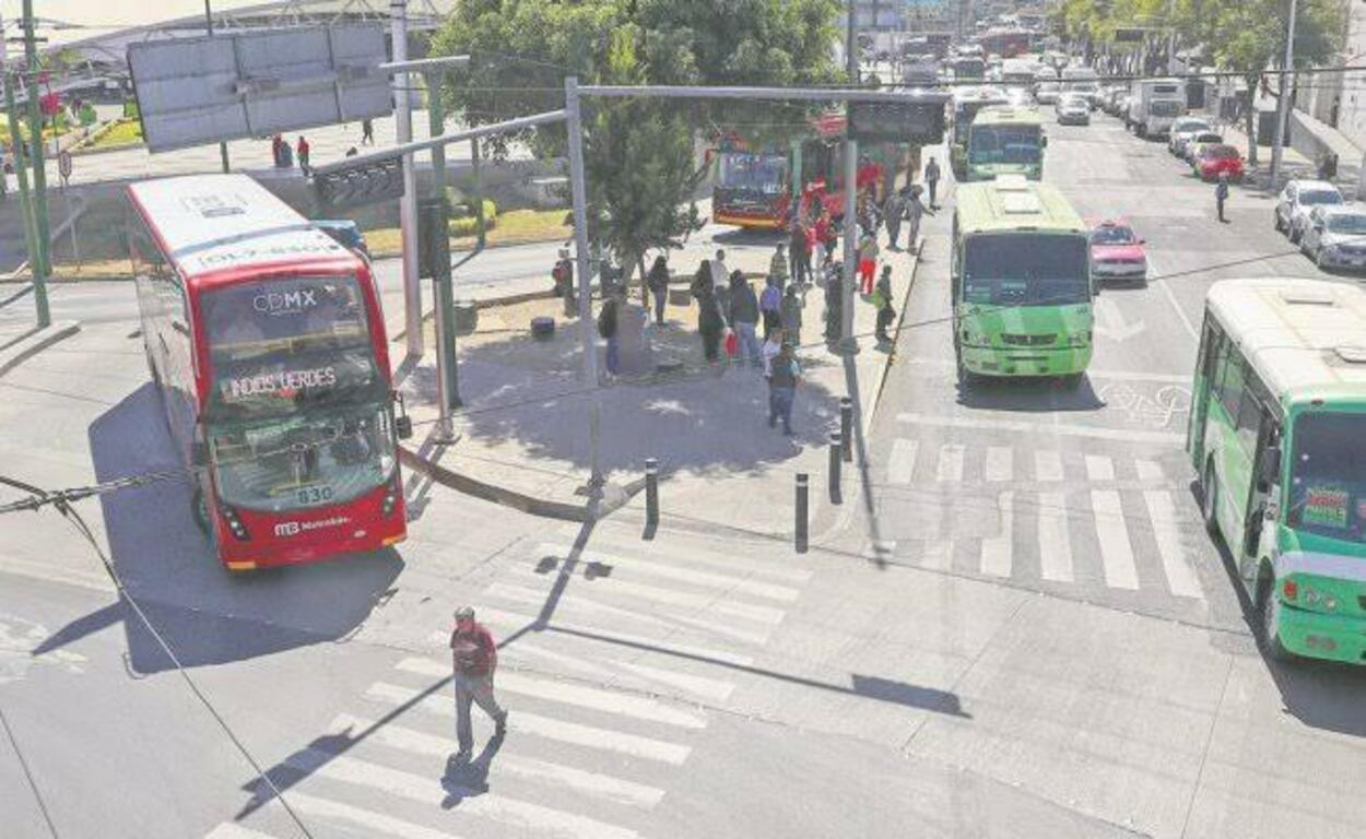 CDMX modifica 100 cruces viales (1)