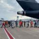 INM inició deportación de migrantes centroamericanos