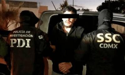 El Lunares, Cártel, Tepito, La Unión, Cae, Detenido, Hidalgo, Narcotraficante, Drogas,