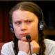 Greta Thunberg, Thunberg, Secretario, Tesoro, Estados Unidos, Estudiar, Universidad, Economía, Foro, Mundial,