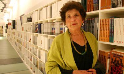 Margo Glatz celebra con humor sus 90 años